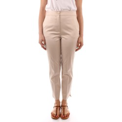 textil Mujer Pantalones chinos Marella OMELIA ECRU