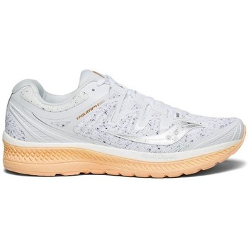 Zapatos Mujer Running / trail Saucony Triumph Iso 4 Blanco