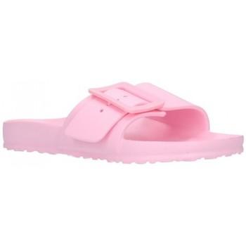 Zapatos Mujer Zuecos (Mules) Kelara K02022 Mujer Rosa rose