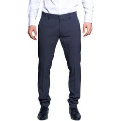 textil Hombre Pantalón de traje Antony Morato MMTS00001-FA650238 Blu