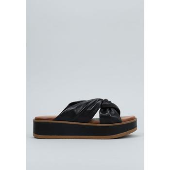 Zapatos Mujer Zuecos (Mules) Sandra Fontan  Negro