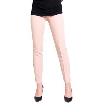 textil Mujer Pantalones chinos Sandro Ferrone S39XBAURSULA Rosa