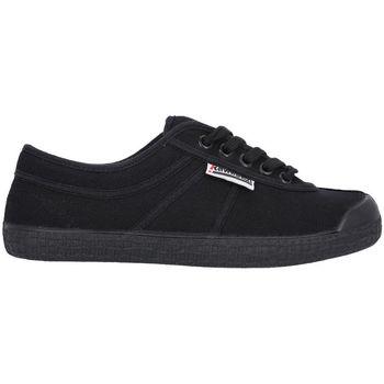 Zapatos Mujer Zapatillas bajas Kawasaki Legend canvas shoe - black Negro