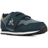 Zapatos Niños Zapatillas bajas Le Coq Sportif Astra Classic PS Azul