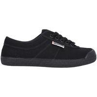 Zapatos Hombre Zapatillas bajas Kawasaki Legend canvas shoe - black Negro