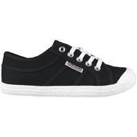 Zapatos Hombre Zapatillas bajas Kawasaki Tennis canvas shoe - black Negro
