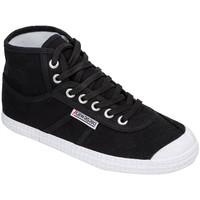 Zapatos Hombre Zapatillas altas Kawasaki Original basic boot - black Negro