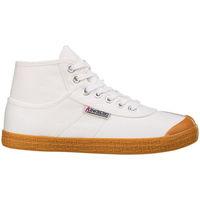 Zapatos Hombre Zapatillas altas Kawasaki Original pure boot - white Blanco