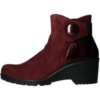 Zapatos Mujer Botines Enval - Stivaletto  bordeaux 6276433 BORDEAUX