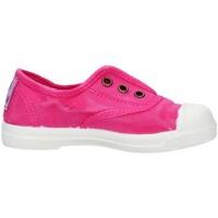 Zapatos Niños Tenis Natural World - Scarpa elast fuxia 470E-612 FUXIA