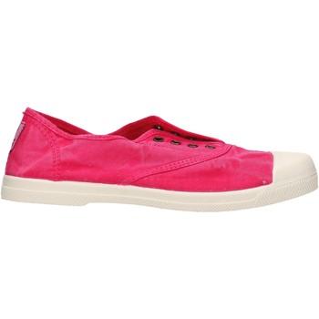 Zapatos Niño Zapatillas bajas Natural World - Sneaker fuxia 102E-612 FUXIA