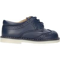 Zapatos Niño Derbie Panyno - Inglesina blu B2627 BLU