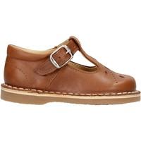 Zapatos Niños Derbie Panyno - Sneaker marrone B2805 MARRONE
