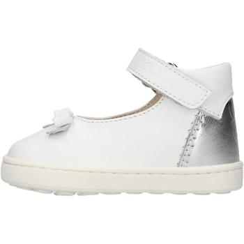 Zapatos Niña Deportivas Moda Balducci - Bambolina bianco CITA4604 BIANCO