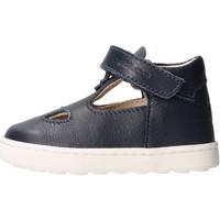 Zapatos Niños Derbie Balducci - Occhio di bue blu CITA4602 BLU