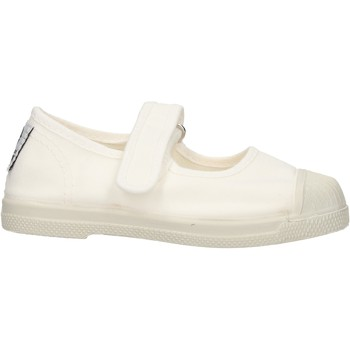 Zapatos Niña Deportivas Moda Natural World - Ballerina bianco 476-505 BIANCO