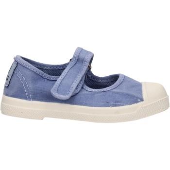 Zapatos Niña Deportivas Moda Natural World - Ballerina blu 476E-690 BLU