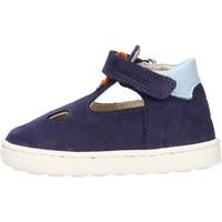 Zapatos Niño Derbie Balducci - Occhio di bue blu CITA4602-13606 BLU
