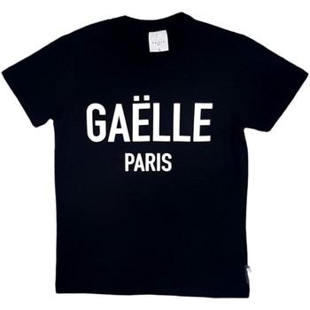 textil Niño Camisetas manga corta GaËlle Paris - T-shirt nero 2736M0070 NERO