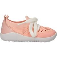 Zapatos Niño Zapatillas bajas Bobux - Mocassino rosa 732603 ROSA