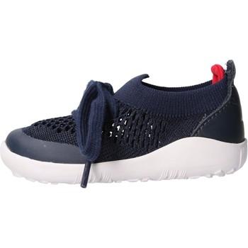 Zapatos Niño Zapatillas bajas Bobux - Mocassino blu 732604 BLU