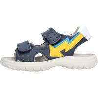 Zapatos Niño Sandalias Naturino - Sandalo blu KAHIWA-0C02 BLU
