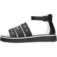 Zapatos Niña Sandalias GaËlle Paris - Sandalo nero G-961 NERO
