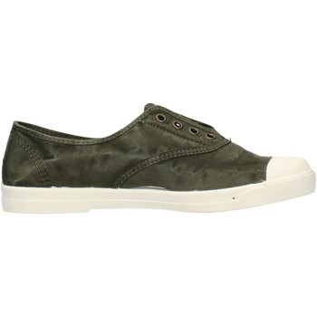 Zapatos Hombre Tenis Natural World - Sneaker verde milit 3102E-622 VERDE MILITARE