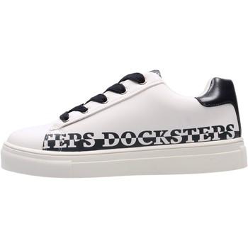 Zapatos Niño Zapatillas bajas Docksteps - Sneaker bianco GLORY1 BIANCO