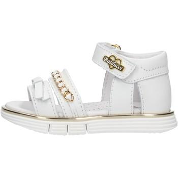 Zapatos Niña Sandalias Balducci - Sandalo bianco CITA 4752 BIANCO