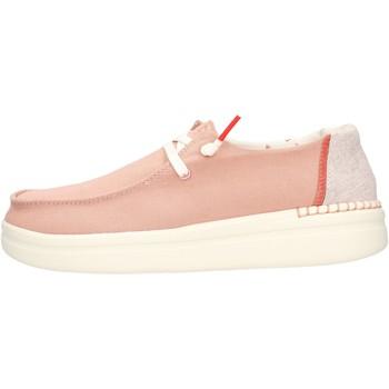 Zapatos Deportivas Moda Hey Dude - Sneaker rosa WENDY RISE 5031 ROSA