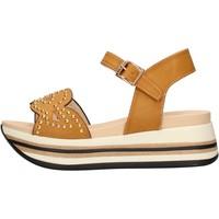 Zapatos Mujer Sandalias Keys - Sandalo beige K-5041 BEIGE