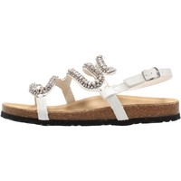 Zapatos Mujer Sandalias Keys - Sandalo bianco K-4874 NERO