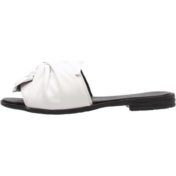 Zapatos Mujer Zuecos (Mules) Bueno Shoes - Ciabatta  bianco WN5040 BIANCO
