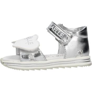 Zapatos Niño Sandalias GaËlle Paris - Sandalo argento G-880 ARGENTO