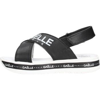 Zapatos Niño Sandalias GaËlle Paris - Sandalo nero G-821 NERO