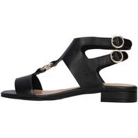 Zapatos Mujer Sandalias Apepazza S1PETIT19/LEA NEGRO