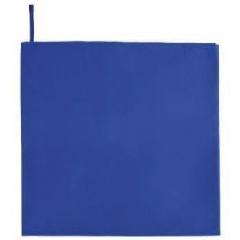 Casa Toalla y manopla de toalla Sols ATOLL 100 Azul Royal Azul
