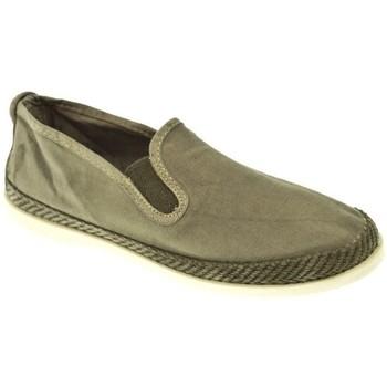 Zapatos Mujer Alpargatas Potomac LONA MUJER  GRIS Gris