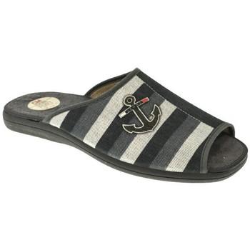Zapatos Hombre Pantuflas Calzamur ZAPATILLAS SR   GRIS Gris