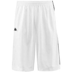 textil Hombre Shorts / Bermudas Kappa Banda Treadwell Blanco
