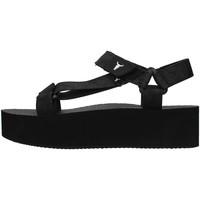 Zapatos Mujer Sandalias Windsor Smith PEEPED NEGRO