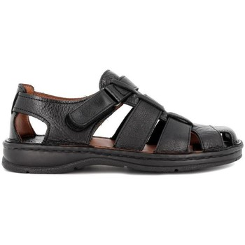 Zapatos Hombre Sandalias Route 83 5800 Negro