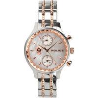Relojes & Joyas Mujer Relojes analógicos Police PL16075BSTR.28M, Quartz, 34mm, 3ATM Plata