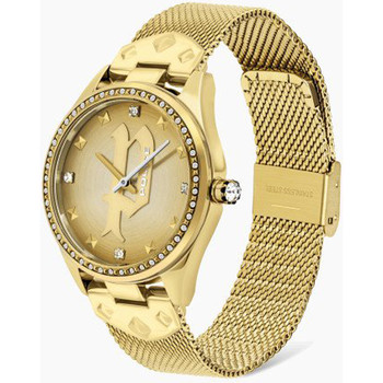Relojes & Joyas Mujer Relojes analógicos Police PL16029MSG.22MM, Quartz, 36mm, 3ATM Oro