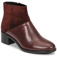 Zapatos Mujer Botines Betty London PANDINA Burdeo