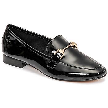 Zapatos Mujer Mocasín Betty London PANDINO Negro