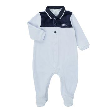 textil Niño Pijama BOSS FILOMENA Azul