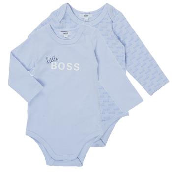 textil Niño Pijama BOSS SEPTINA Azul