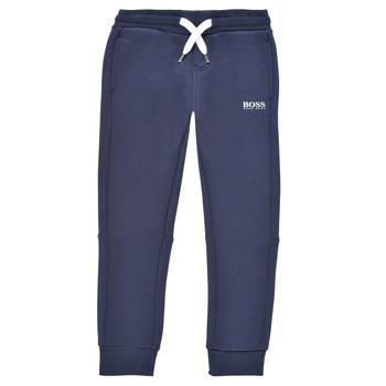 textil Niño Pantalones de chándal BOSS PATELIN Marino
